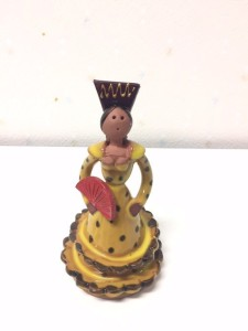 フラメンコ人形ベル2