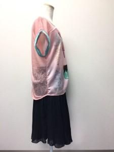 亜由美アイスクリーム&プリーツスカート2