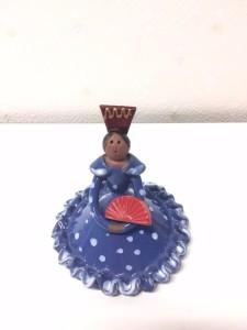 フラメンコ人形ベル小4